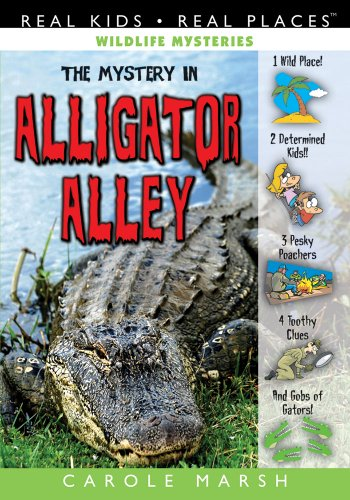 9780635111159: The Mystery in Alligator Alley (1) (Wildlife Mysteries)