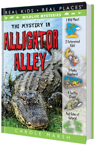 9780635111166: The Mystery in Alligator Alley (1) (Wildlife Mysteries)