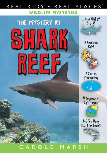 9780635111234: The Mystery at Shark Reef (2) (Wildlife Mysteries)