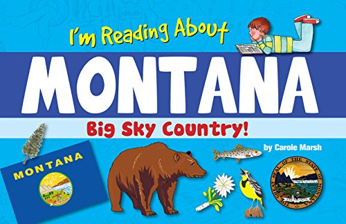 9780635113016: I'm Reading About Montana (Montana Experience)