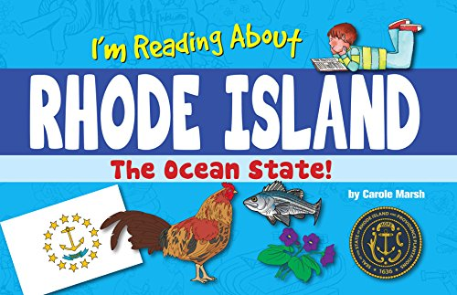 I'm Reading about Rhode Island: Marsh, Tammy