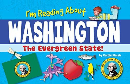 I'm Reading about Washington (Hardcover): Carole Marsh