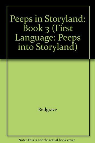 9780636001329: Peeps in Storyland: Book 3 (First Language: Peeps into Storyland)