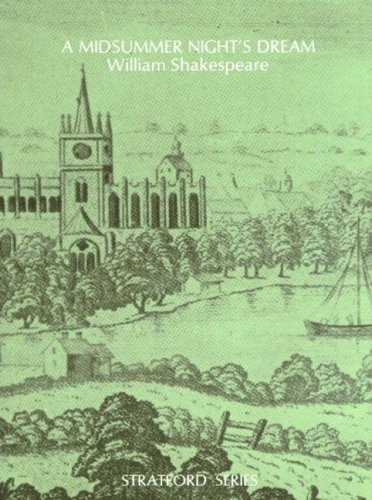 9780636010871: A midsummer night's dream (The Stratford Shakespeare series)