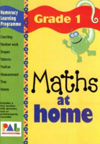 9780636038776: Maths at Home: Gr 1 (PAL)