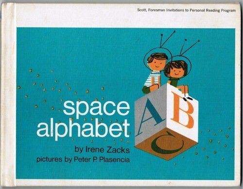 9780641025426: Space Alphabet (Invitations to Personal Reading Program)