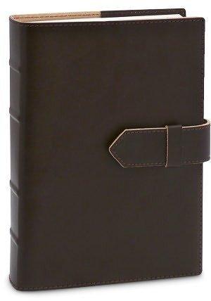 9780641568916: Brown Monastery Italian Leather Journal (6