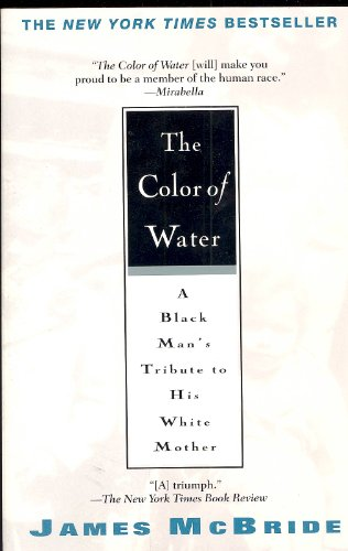 9780641576348: The Color of Water: A Black Man's Tribute to His White Mother