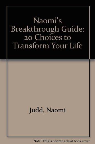 9780641666698: Naomi's Breakthrough Guide