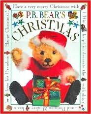 9780641695537: P.B. Bear's Christmas