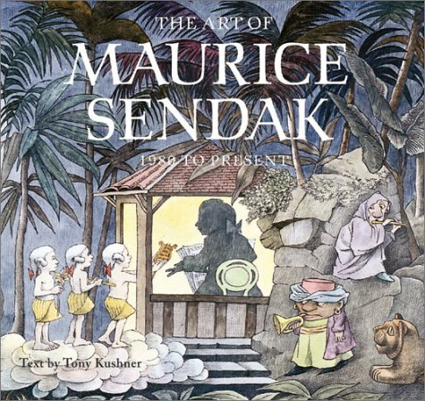9780641744808: The Art of Maurice Sendak: 1980 to Present