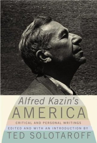 9780641759246: Alfred Kazin's America : Critical and Personal Writings