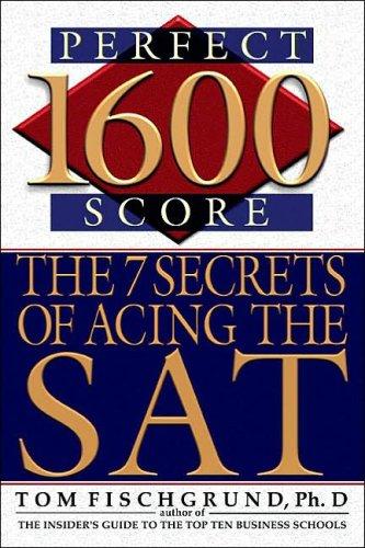 9780641764622: 1600 Perfect Score