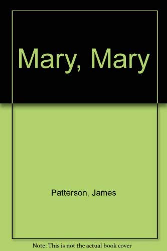 9780641781230: Mary, Mary (Alex Cross Series, Number 11)