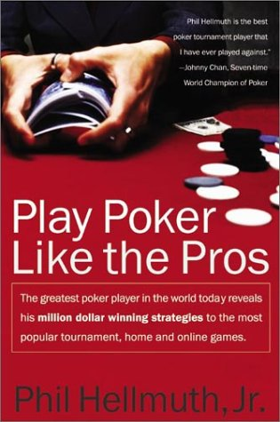 9780641796296: Play Poker Like the Pros [Paperback] by