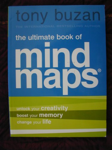 9780641796678: THE ULTIMATE BOOK OF MIND MAPS