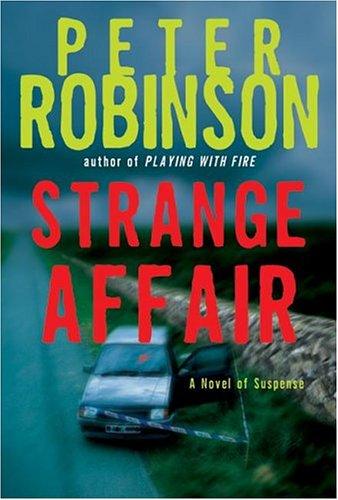 9780641799242: Strange Affair: A Novel of Suspense (Inspector Banks Mysteries)