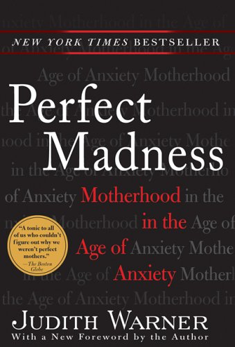9780641803277: Perfect Madness : Motherhood in the Age of Anxiety