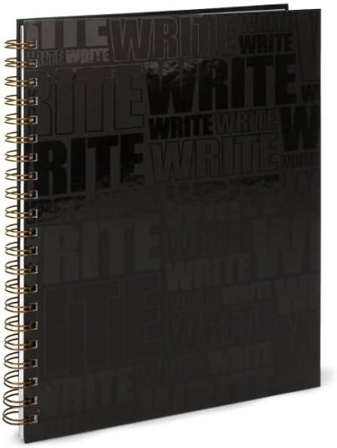 9780641901508: Black Write Journal (June 2008)