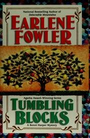 9780641982736: Tumbling Blocks - Benni Harper Mystery [Hardcover] by