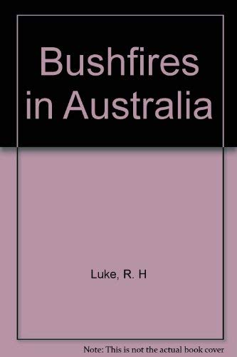 9780642023414: Bushfires in Australia