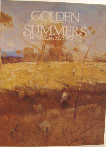 9780642081827: Golden summers: Heidelberg and beyond