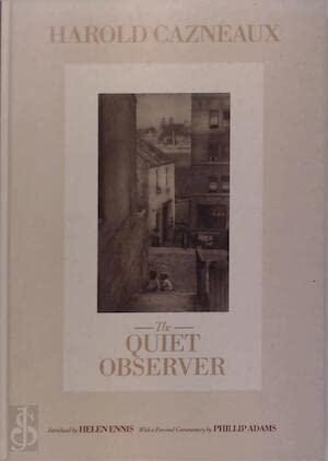 9780642106117: Harold Cazneaux: The quiet observer