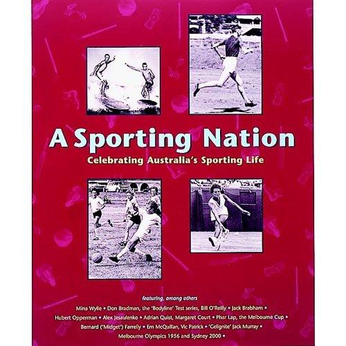 9780642107046: Sporting Nation: Celebrating Australia's Sporting Life