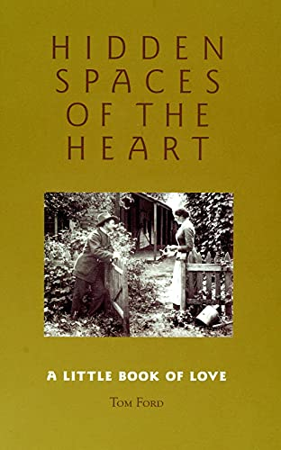 9780642107336: Hidden spaces of the heart: A little book of love