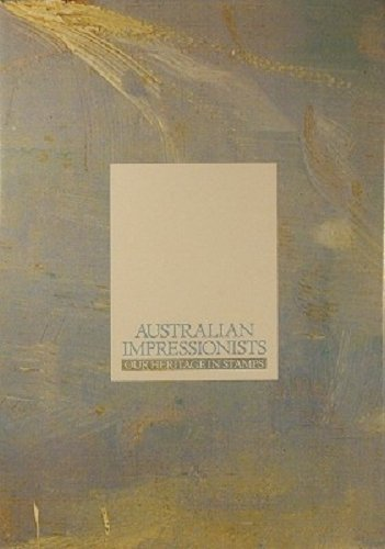 9780642144737: Australian Impressionists: Our Heritage In Stamps
