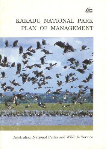 Kakadu National Park Plan of Management: n/a