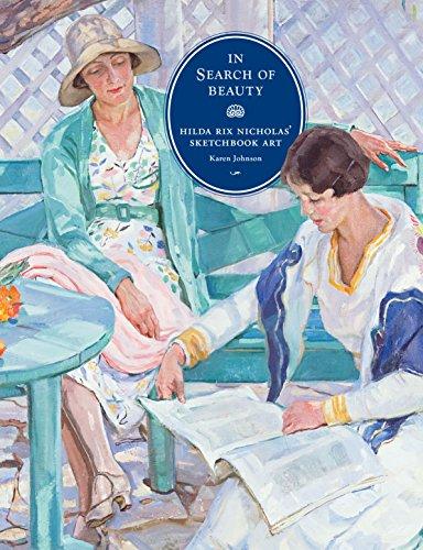 9780642277527: In Search of Beauty: Hilda Rix Nicholas' Sketchbook Art