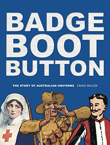 9780642278937: Badge, Boot, Button