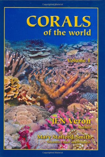 9780642322364: Corals of the World, Vol. 1, 2, 3 (in Slip Cover)