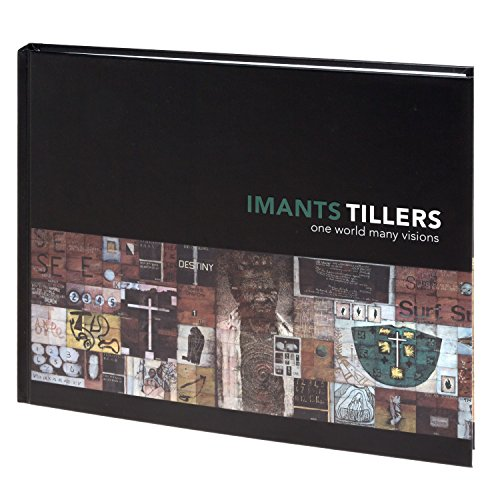 9780642541505: Imants Tillers: One World Many Visions