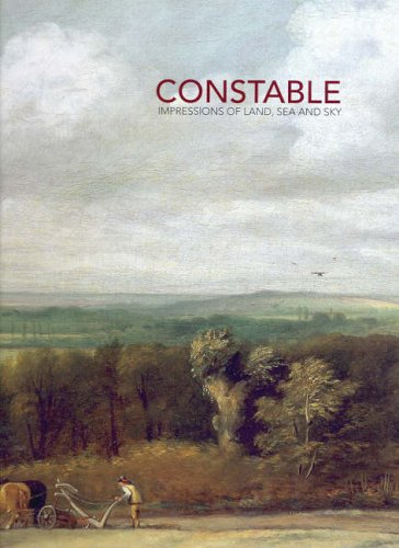 9780642541567: Constable: Impressions of Land, Sea and Sky