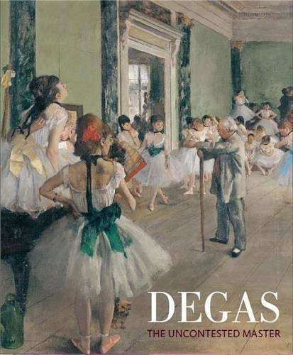 9780642541932: Degas: The Uncontested Master