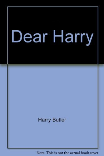 9780642974532: Dear Harry: Based on the ABC Television Series