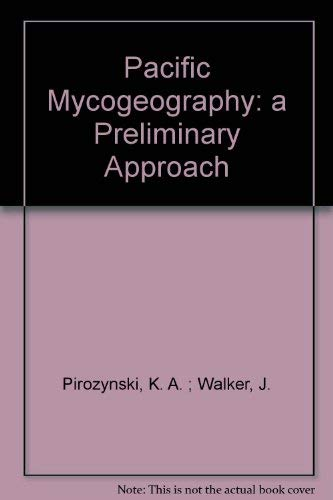 9780643035485: Pacific Mycogeography: a Preliminary Approach