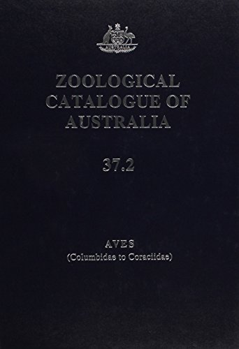 9780643060371: Zoological Catalogue of Australia [OP] (Zoological Catalogue of Australia Series)