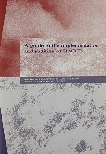 9780643060449: Guide to the Implementation and Auditing of HACCP (Primary Industries Report Series)