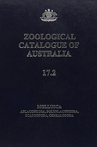 9780643067073: Zoological Catalogue of Autstralia: Mollusca, Aplacophora, Polyplacophora, Scaphopoda, Cephalopoda