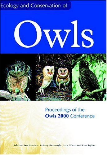 9780643067943: Ecology and Conservation of Owls
