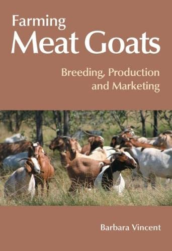 9780643069565: Farming Meat Goats: Breeding, Production and Marketing (Landlinks Press)