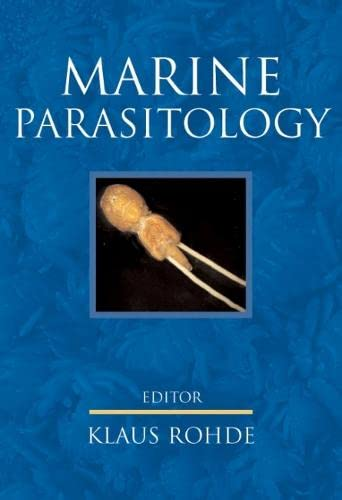 9780643090255: Marine Parasitology
