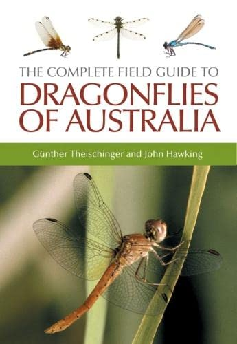 9780643090736: The Complete Field Guide to Dragonflies of Australia