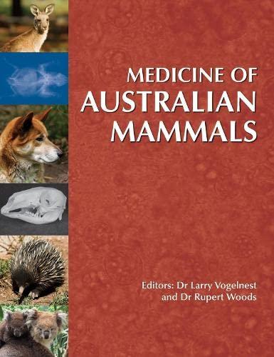 9780643091504: Medicine of Australian Mammals