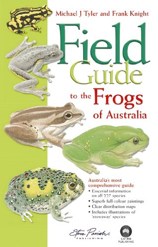 9780643092440: Field Guide to the Frogs of Australia