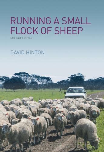 9780643092754: Running a Small Flock of Sheep (Landlinks Press)