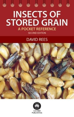 9780643093850: Insects of Stored Grain: A Pocket Reference